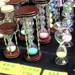 Handmade sand clocks